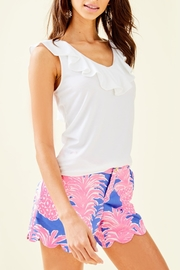 Lilly Pulitzer Buttercup Stretch Short - Front cropped