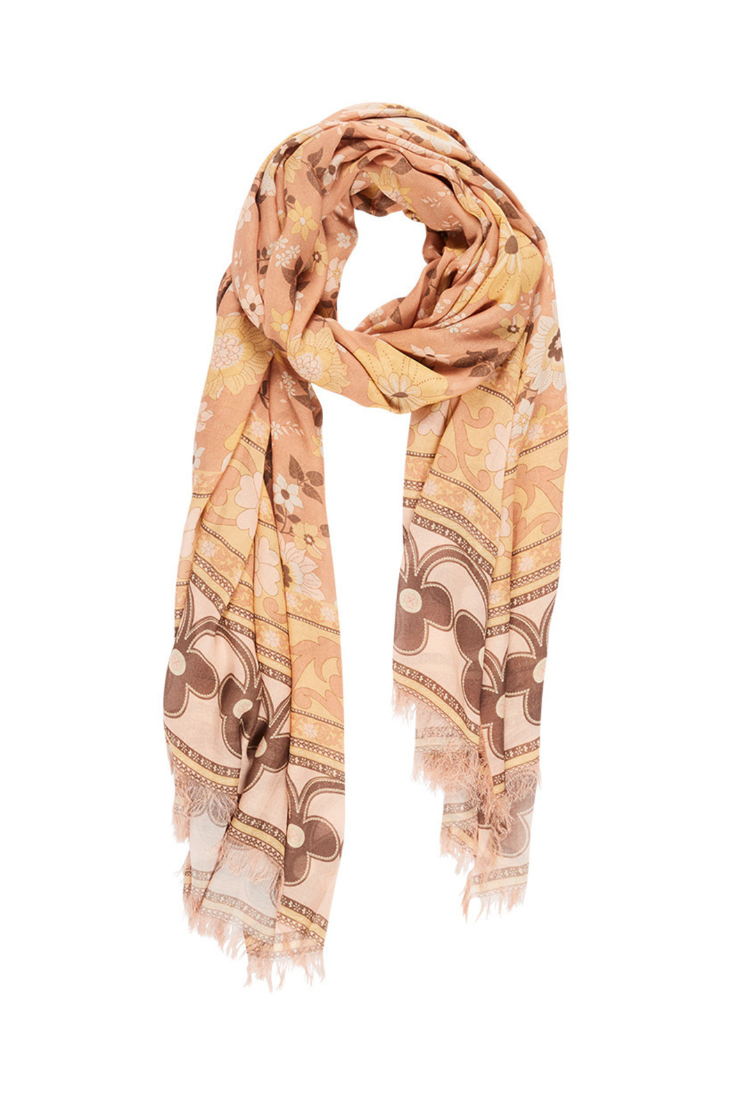 Spell  Buttercup Travel Scarf - Main Image