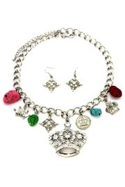 Buttercup Direct Crown Necklace Set - Product Mini Image