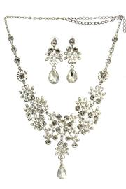 Buttercup Direct Rhinestone Necklace Set - Product Mini Image