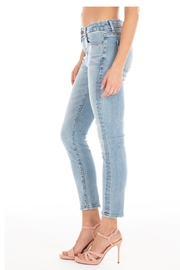 Fidelity Denim Butterfly Blue Denim - Side cropped