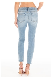 Fidelity Denim Butterfly Blue Denim - Front full body