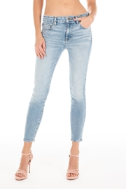 Fidelity Denim Butterfly Blue Denim - Front cropped
