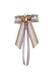 Madison Avenue Accessories Butterfly Broach - Product Mini Image