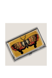 Trixie & Milo Butterfly Business Card Holder - Product Mini Image