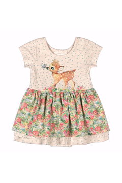 Shoptiques Product: Butterfly Deer Tutu Bloomer Dress