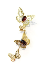 GABRIELA RIGAMONTI Butterfly Earrings - Product Mini Image