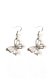 Love's Hangover Creations Butterfly Earrings - Product Mini Image