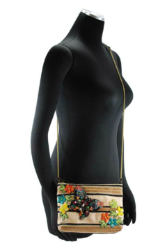 Mary Frances Accessories Butterfly Fantasy Crossbody - Alternate List Image
