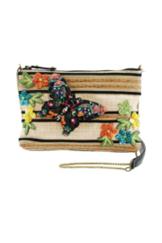 Mary Frances Accessories Butterfly Fantasy Crossbody - Product Mini Image