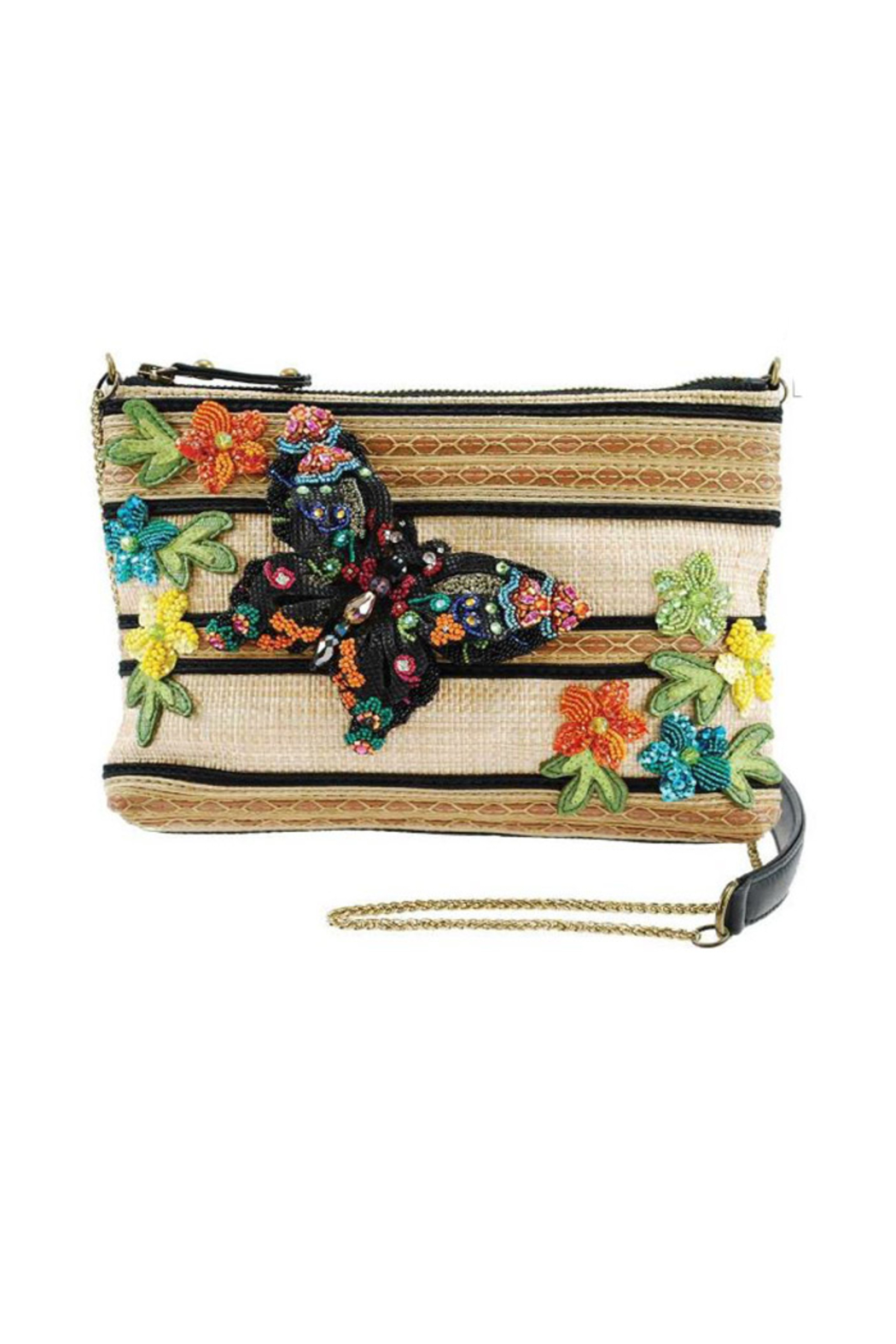 Mary Frances Accessories Butterfly Fantasy Crossbody - Main Image