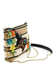Mary Frances Accessories Butterfly Fantasy Crossbody - Other