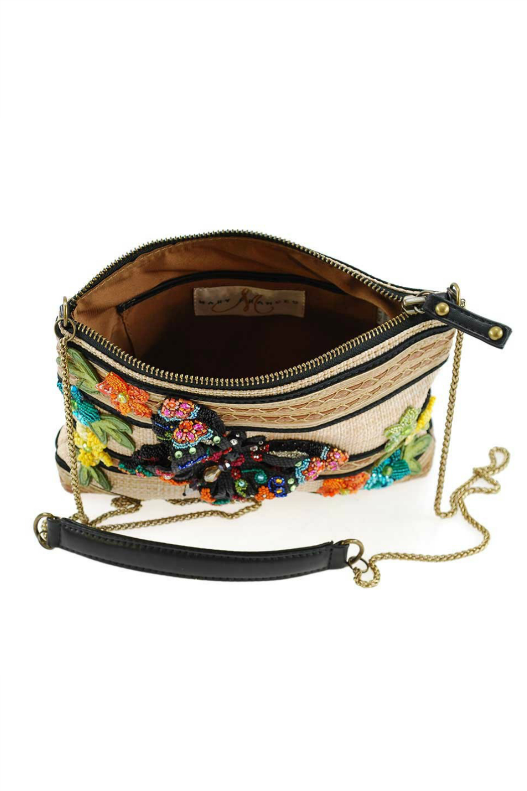 Mary Frances Accessories Butterfly Fantasy Crossbody - Side Cropped Image