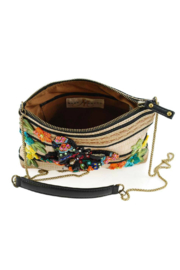 Mary Frances Accessories Butterfly Fantasy Crossbody - Side cropped