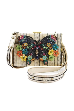 Mary Frances Butterfly Fantasy Handbag - Product List Image