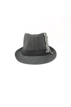 Shoptiques Product: Butterfly Fashion Fedora