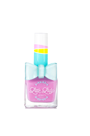 Little Lady Butterfly Flutter Scented Nail Polish - Front cropped