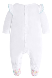Mayoral Butterfly Footie - Front full body