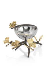 The Birds Nest BUTTERFLY GINKGO NUT DISH - Product Mini Image