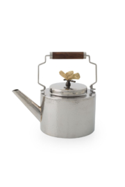 The Birds Nest BUTTERFLY GINKO TEAPOT - Product Mini Image
