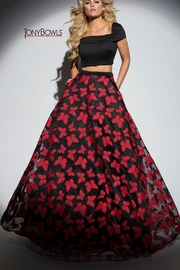 Tony Bowls Butterfly Gown - Product Mini Image