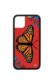 Wildflower Cases Butterfly iPhone 11 Case - Front cropped