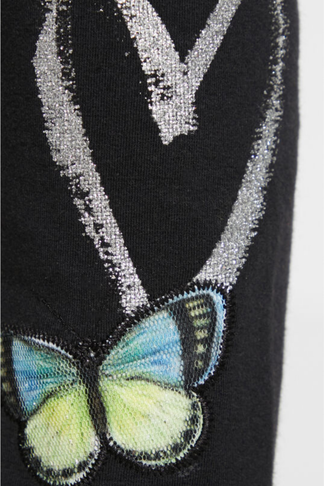 Desigual  Butterfly Leggings - Side Cropped Image