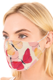 FAME ACCESORIES Butterfly Mask - Product Mini Image