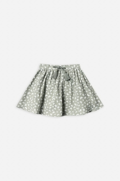 Rylee & Cru Butterfly Mini Skirt - Product List Image