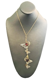GABRIELA RIGAMONTI Butterfly Necklace - Product Mini Image