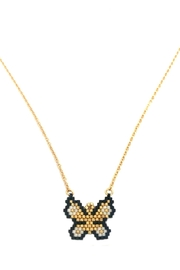 Malia Jewelry Butterfly Necklace - Product Mini Image