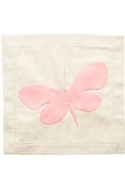 Nora Fleming Butterfly Pillow Attachment - Front cropped