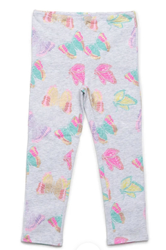 Egg  by Susan Lazar Butterfly Print Alyssa Legging - Alternate List Image