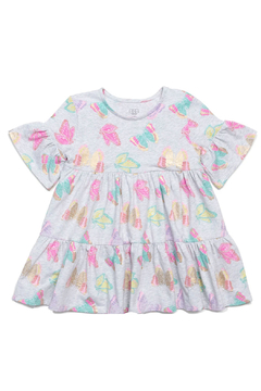 Egg  by Susan Lazar Butterfly Print Miranda Dress - Product List Image