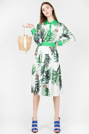 BEULAH STYLE Butterfly Shirt/skirt Set - Product Mini Image