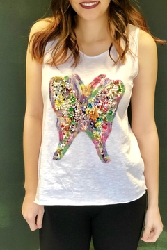 Shoptiques Product: Butterfly Tank