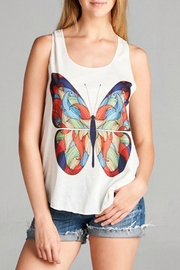 Imagine That Butterfly Tank Top - Product Mini Image