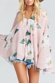 Show Me Your Mumu Butterfly Tunic - Front cropped