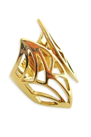 Malia Jewelry Butterfly Wings Ring - Product Mini Image