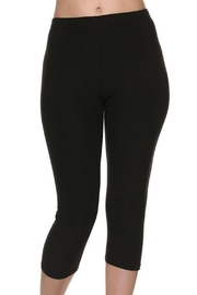 New Mix Buttersoft Capri Legging - Front cropped