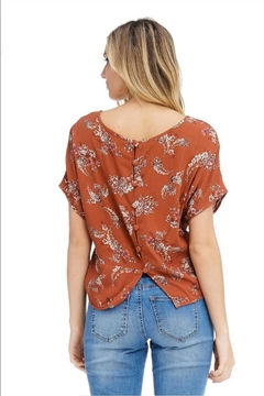 Anama Button Back Blouse - Product List Image
