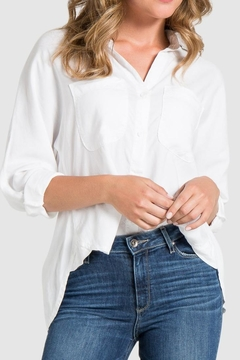 Bella Dahl Button Back Shirt - Product List Image