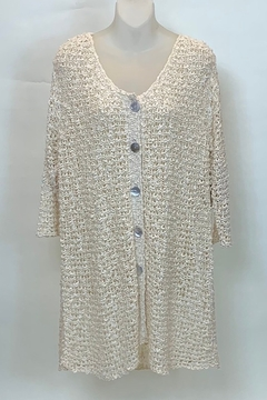LOST RIVER BUTTON CARDIGAN - Product List Image
