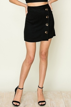 Shoptiques Product: Button Detail Skirt