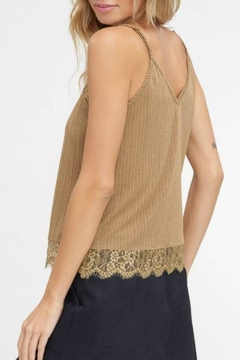 Listicle Button-Down Cami - Alternate List Image