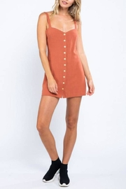 skylar madison Button-Down Dress - Product Mini Image