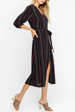 Lush  Button Down Dress - Product List Image