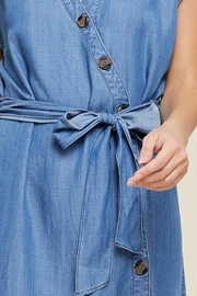 Staccato Button Down Dress - Other