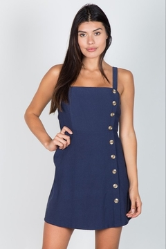 essue Button Down Dress - Product List Image