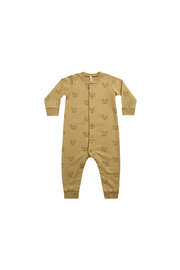 Rylee & Cru Button Down Jumpsuit - Coyote - Product Mini Image